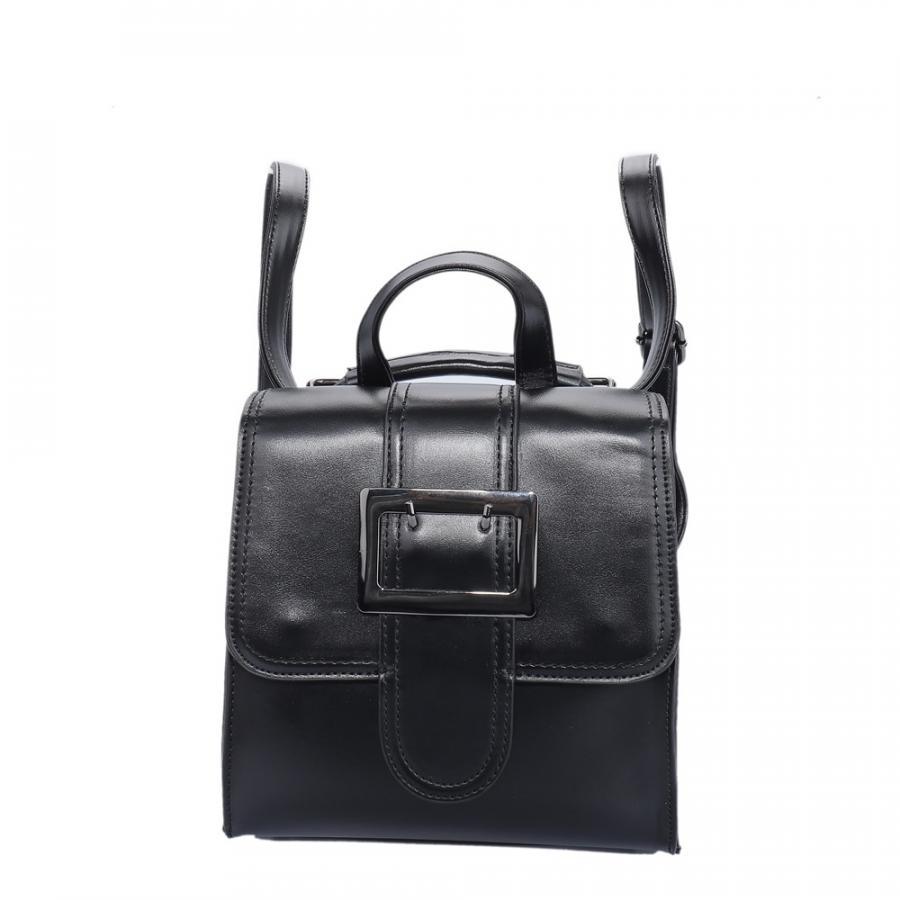 Рюкзак женский OrsOro DS-0037 черный фото