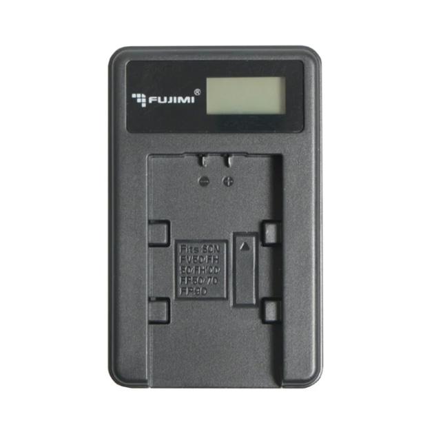 Зарядное устройство USB Fujimi UNC E17