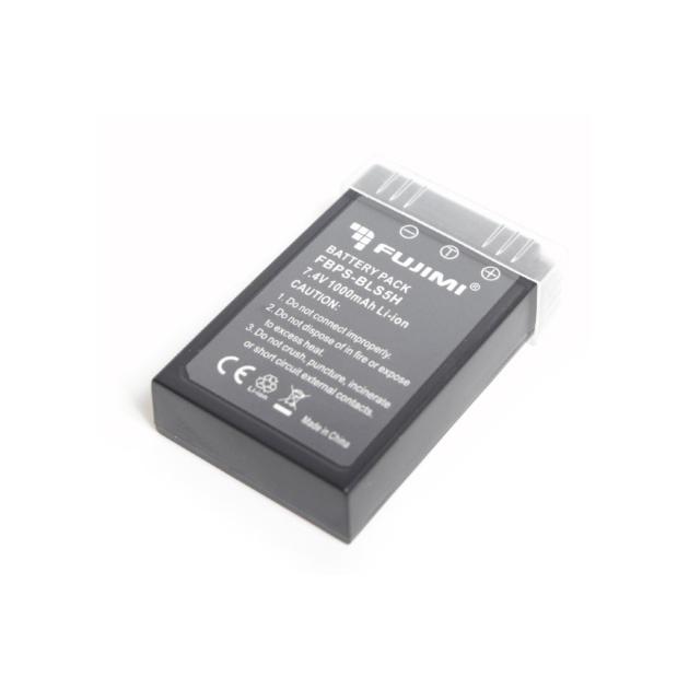 Аккумулятор для фотоаппарата и видеокамеры Fujimi FBPS