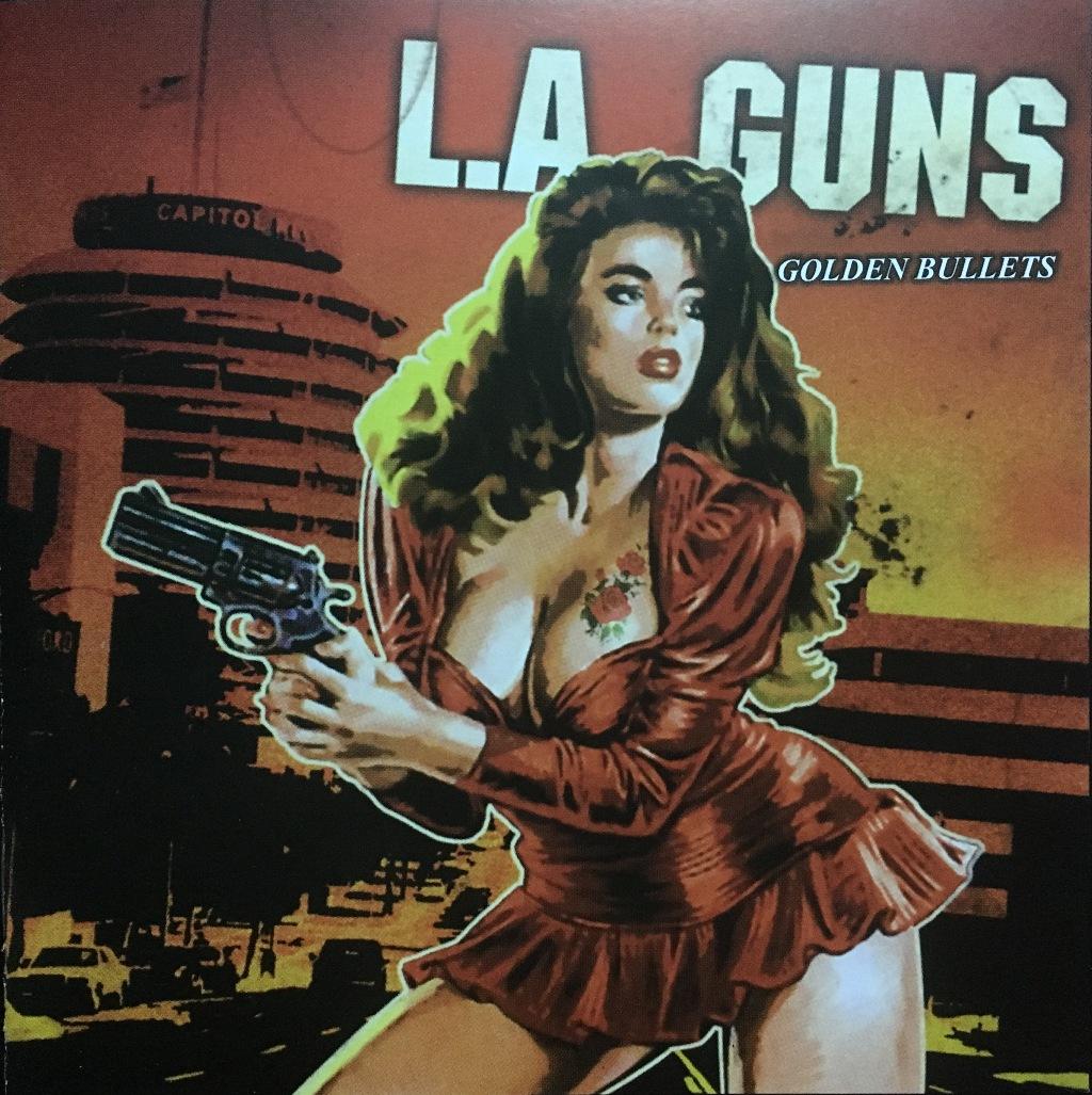 L.A.Guns  Golden Bullets