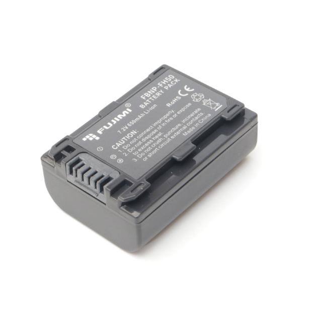 Аккумулятор для фотоаппарата и видеокамеры Fujimi FBNP