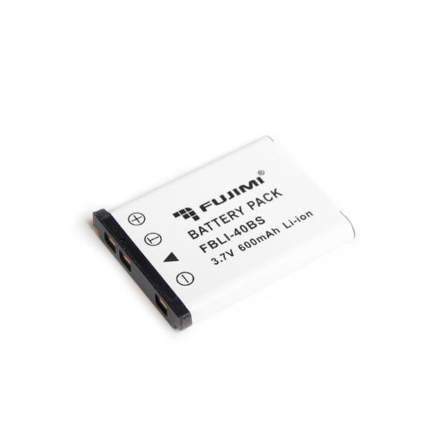 Аккумулятор для фотоаппарата и видеокамеры Fujimi FBLI