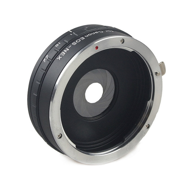 Переходник Fujimi FJAR EOSNEXAP с Canon