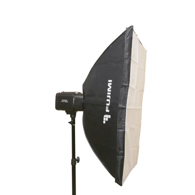 Софтбокс студийный Fujimi FJSS 5070A с универсальным