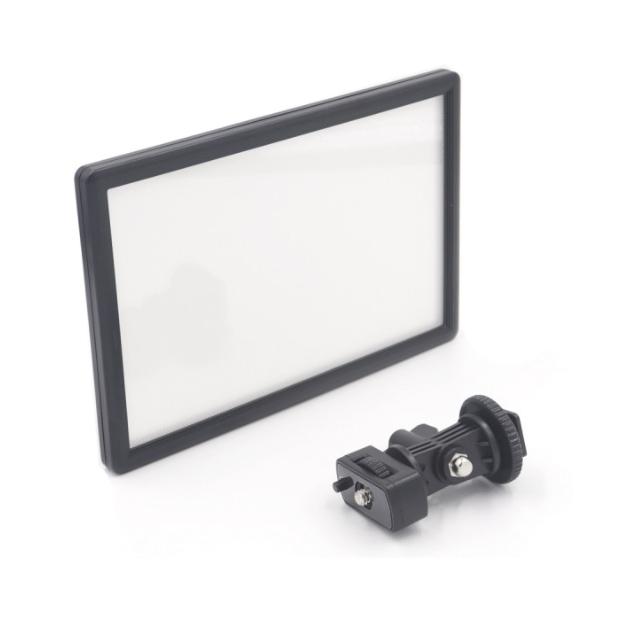 Ультратонкий профессиональный LED накамерный свет Fujimi