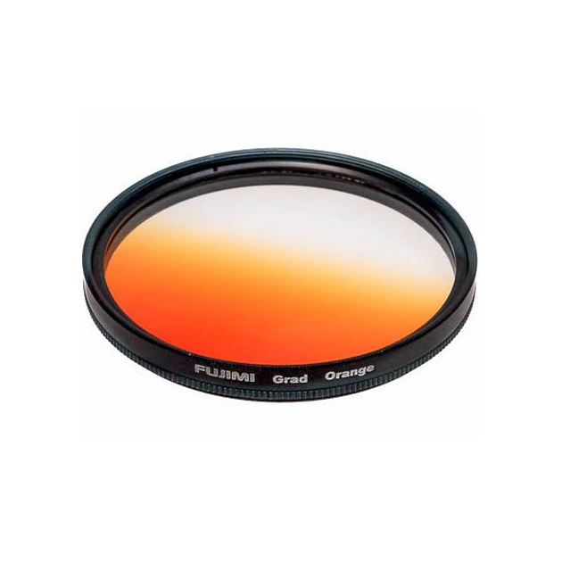 Фильтр градиентный оранжевый Fujimi GC-ORANGE (72 мм)