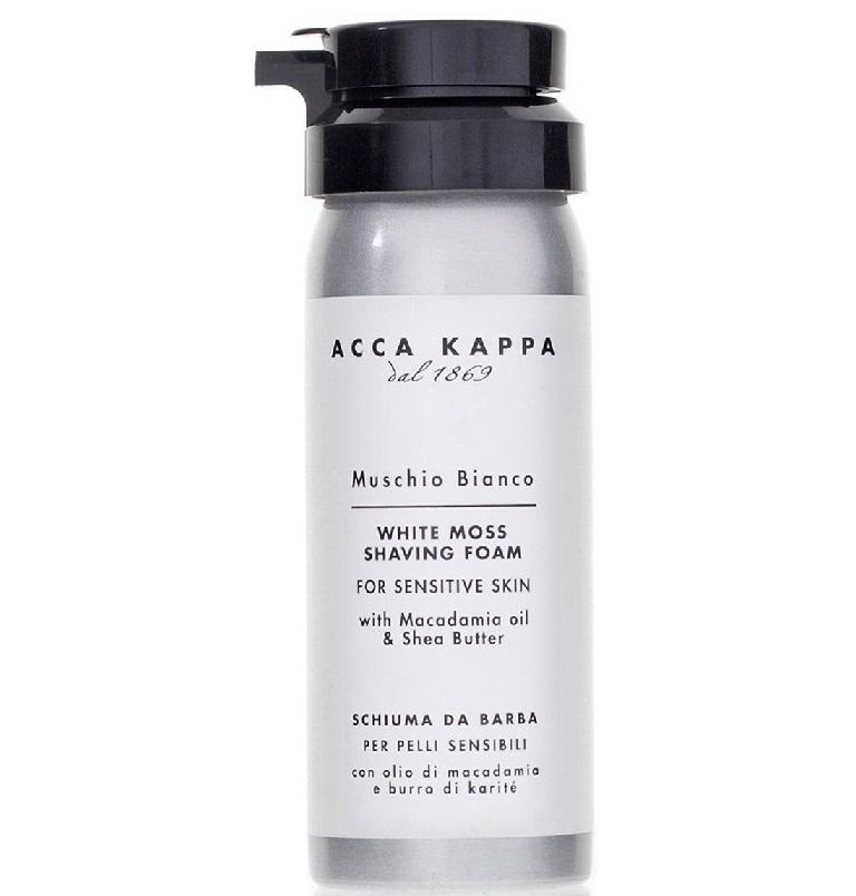 Acca Kappa Muschio Bianco Shaving Foam