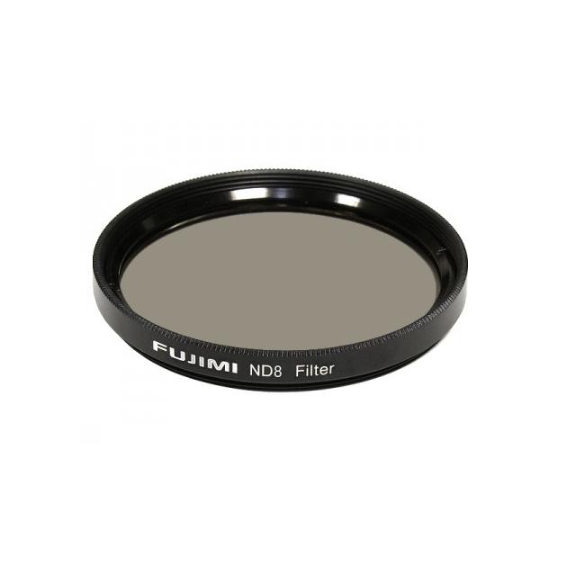 Фильтр нейтральной плотности Fujimi ND8 (58 мм)