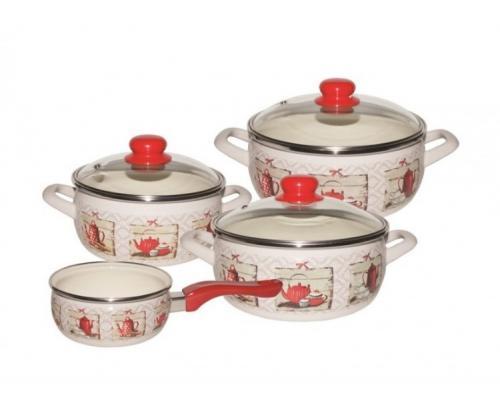 Набор посуды для приготовления METROT, 2638/Кофейная кантата 162789
