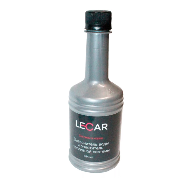 Вытеснитель воды и очиститель топливной системы LECAR
