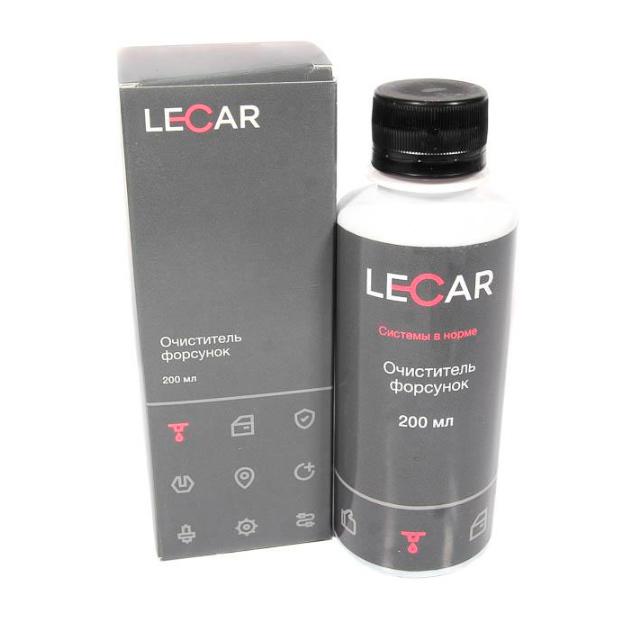 Очиститель форсунок LECAR в топливный бак