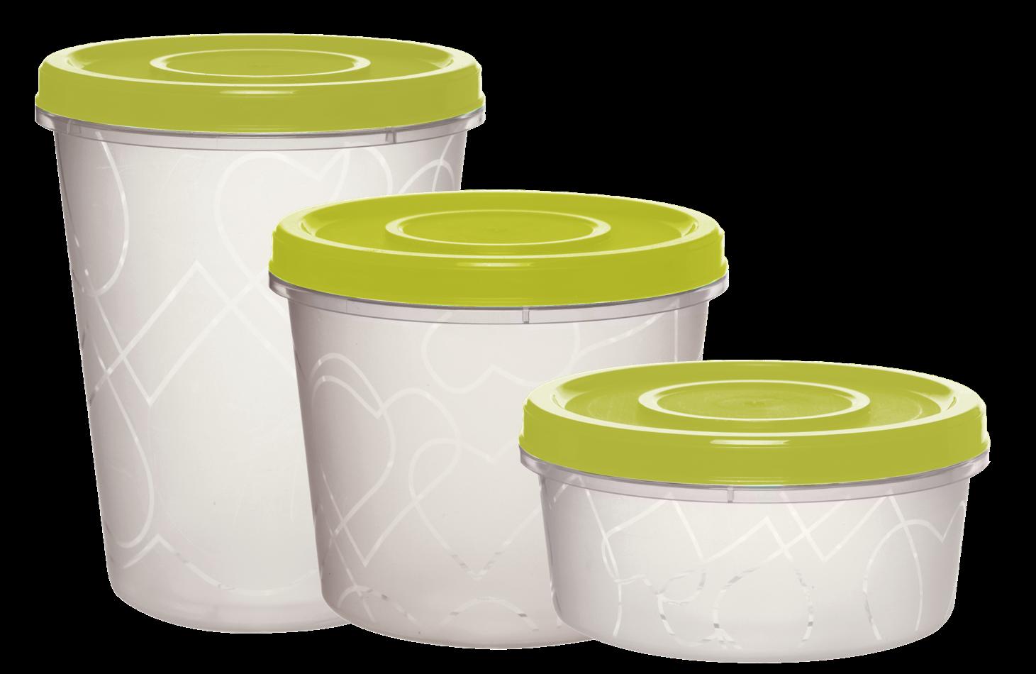 Набор контейнеров Giaretti 0,4 л/0,7 л/1