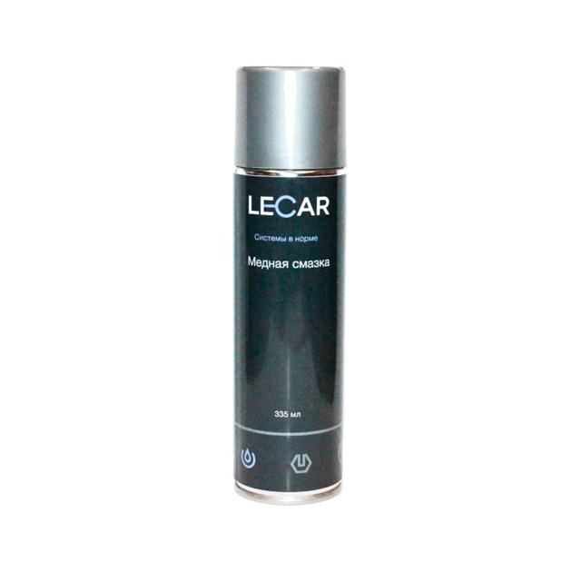 Смазка медная Lecar LECAR000021510 0,355 л аэрозоль