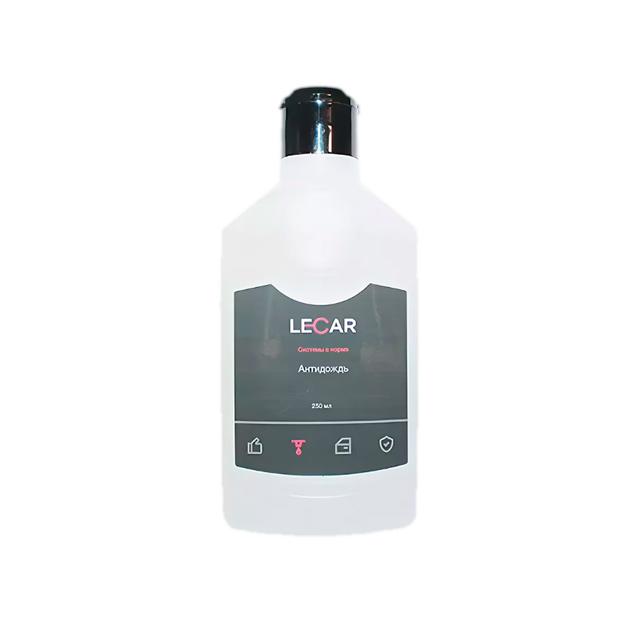Антидождь LECAR 250 мл. (флакон) LECAR000010311