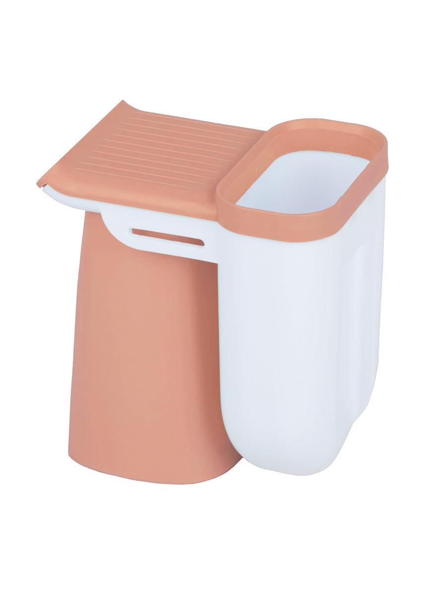 Подставка для зубных щеток Litzen Magnet, розовый