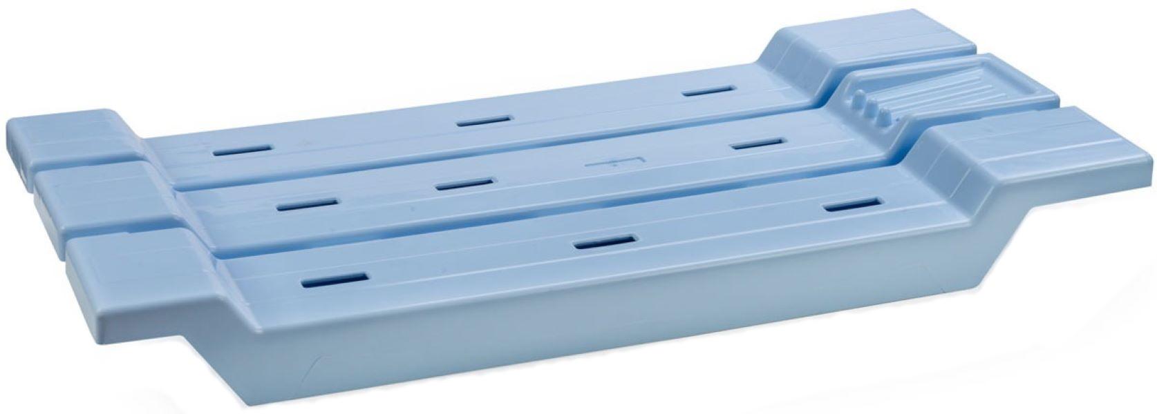 Сиденье для ванны (светло голубое)