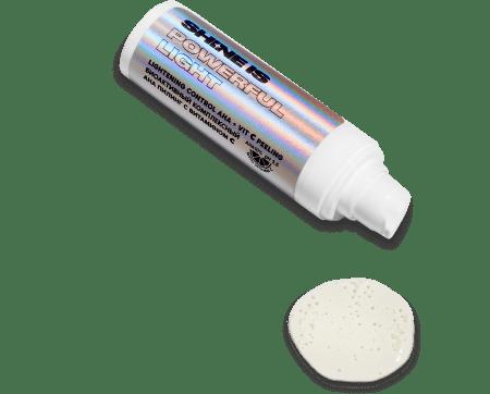Комплексный АНА пилинг с витамином С, Shine