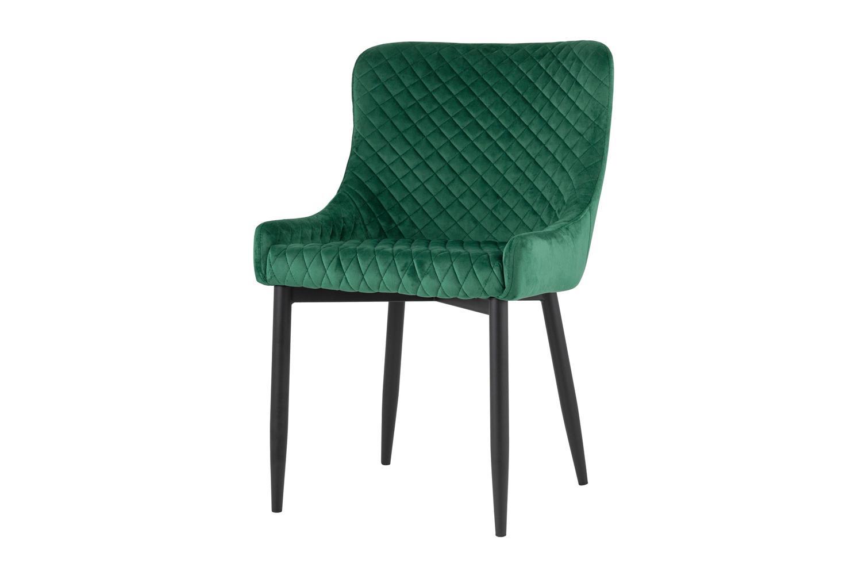 Стул Hoff Ститч 80358082, черный/зеленый