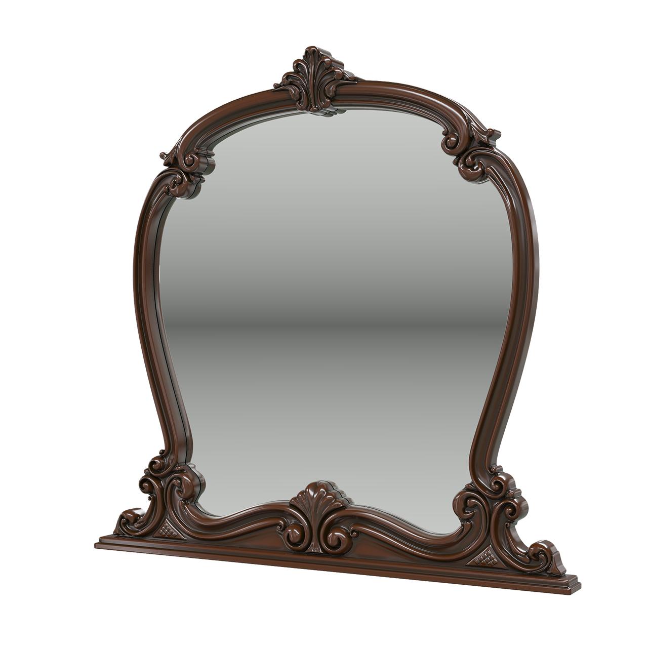 Зеркало Мэри Мебель Грация СГ 08 орех