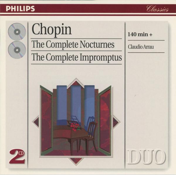 Arrau Claudio Chopin: The Complete Nocturnes