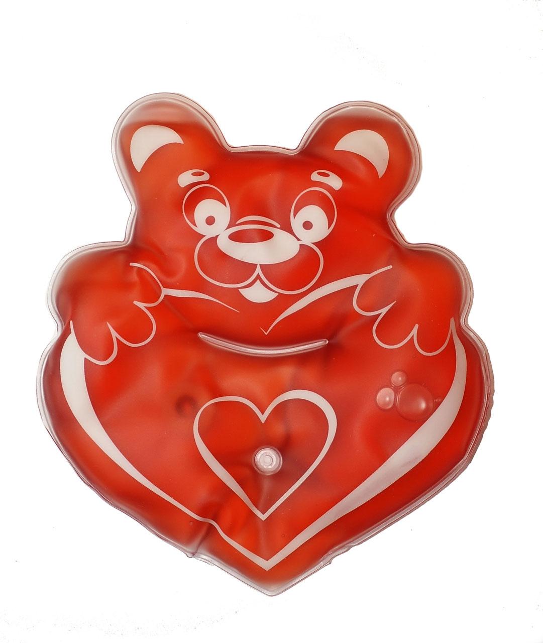Купить Грелка Торг Лайнс Мишка с Сердцем 1 шт.