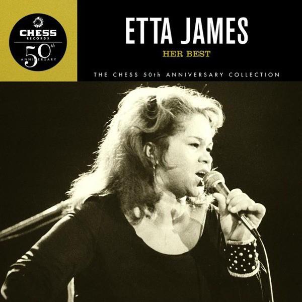 James Etta Her Best