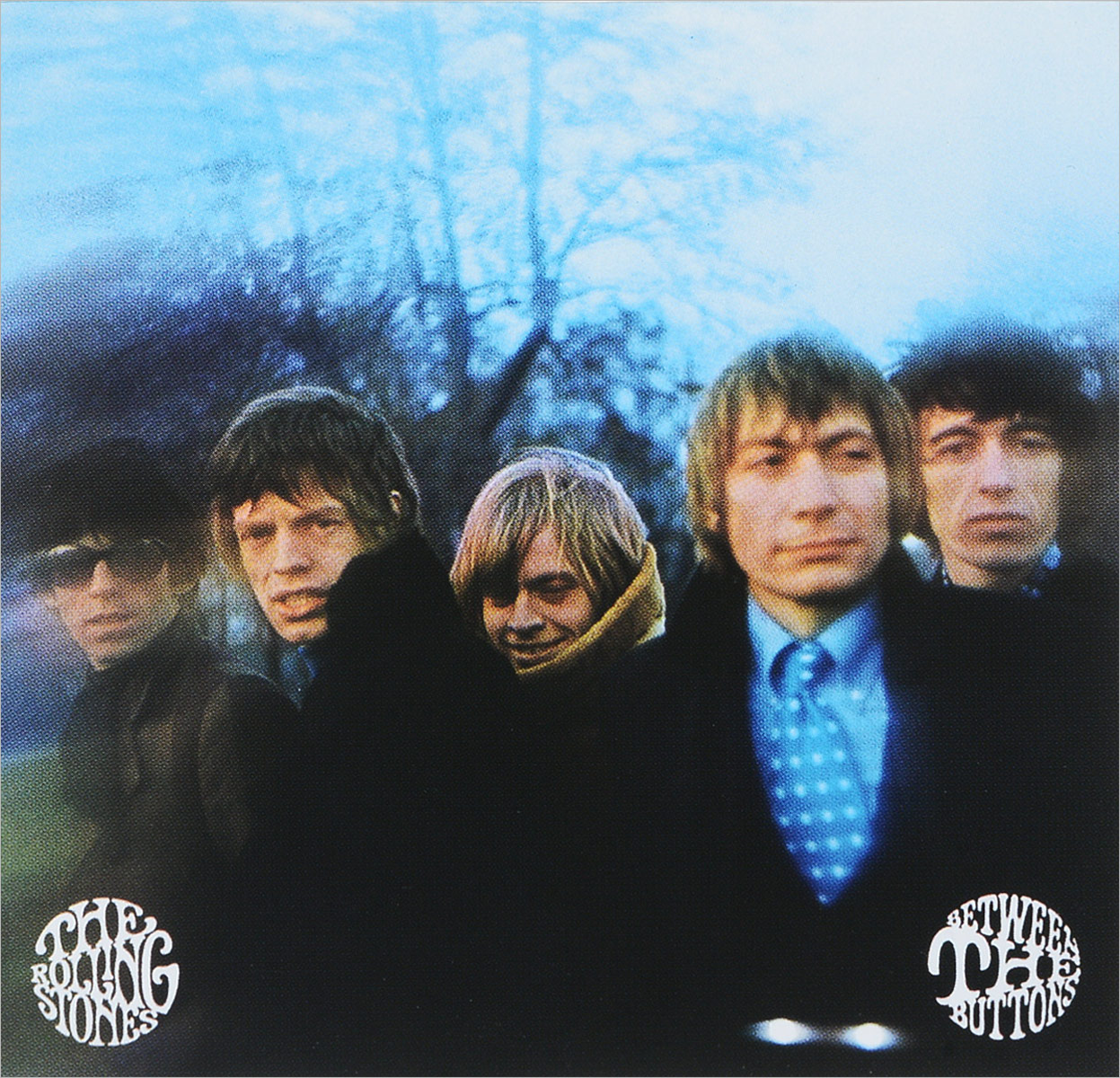 Rolling Stones The Between The Buttons (Intl