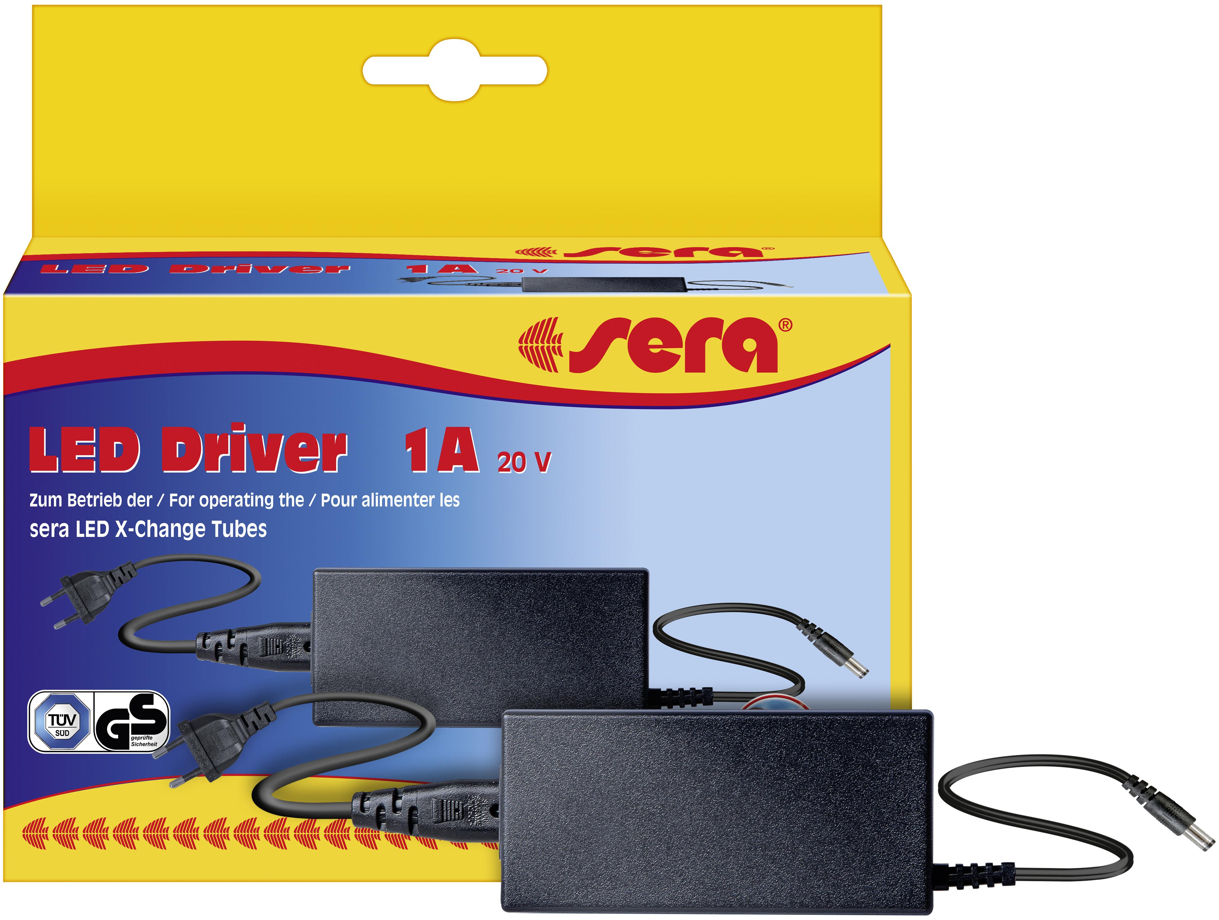 Трансформатор для светодиодных ламп для аквариумов Sera