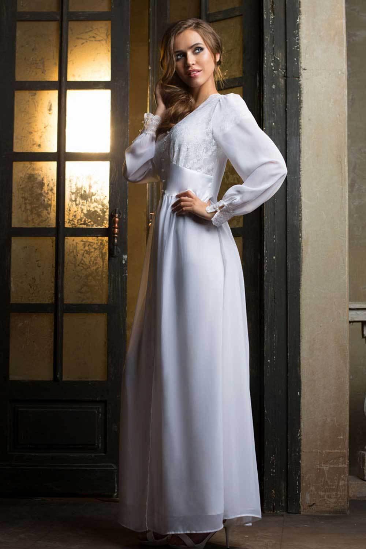 Ночная сорочка женская Mia-Mia Lady in white 17259 белая XL
