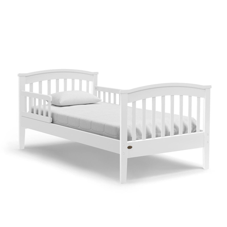Купить Подростковая кровать Nuovita Perla lungo Bianco/Белый, Детские кровати