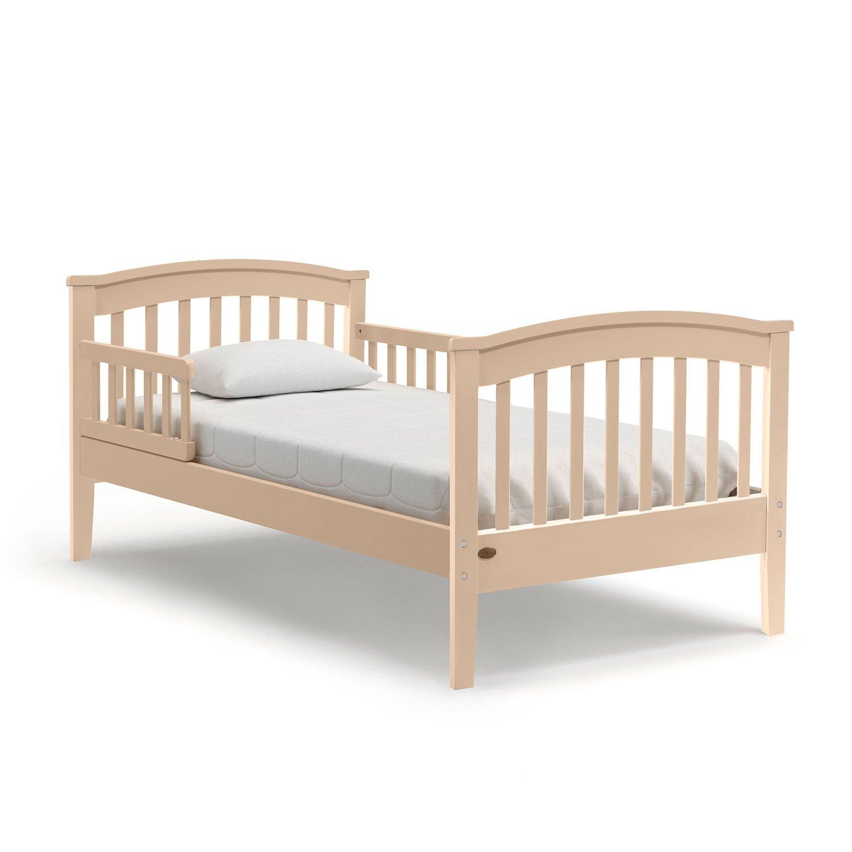 Купить Подростковая кровать Nuovita Perla lungo Sbiancato/Отбеленный, Детские кровати