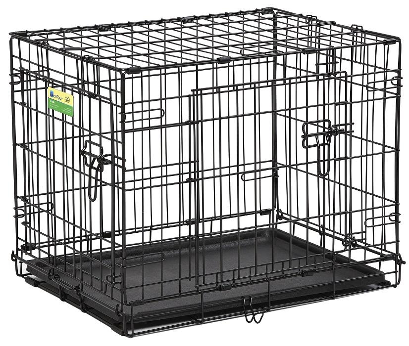 Клетка для собак Midwest Contour 45x63x50см, количество