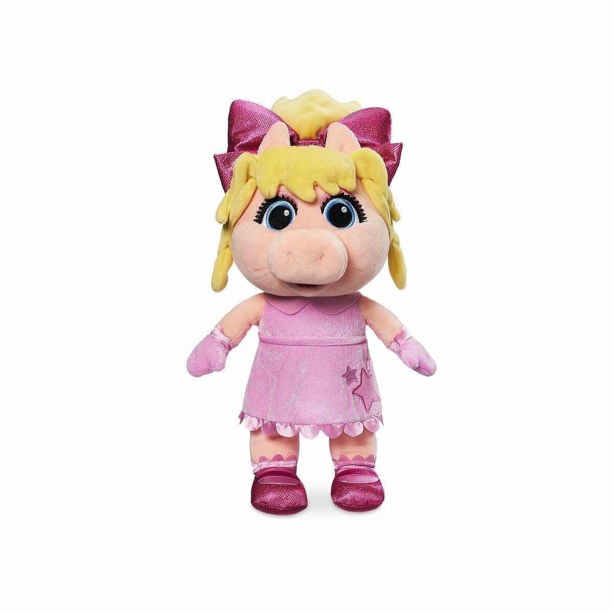 Плюшевая игрушка Disney Мис Пигги Малыши Маппет
