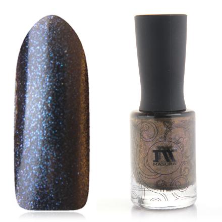 Купить Лак для ногтей Masura Золотой Луч Маяка, 11 мл