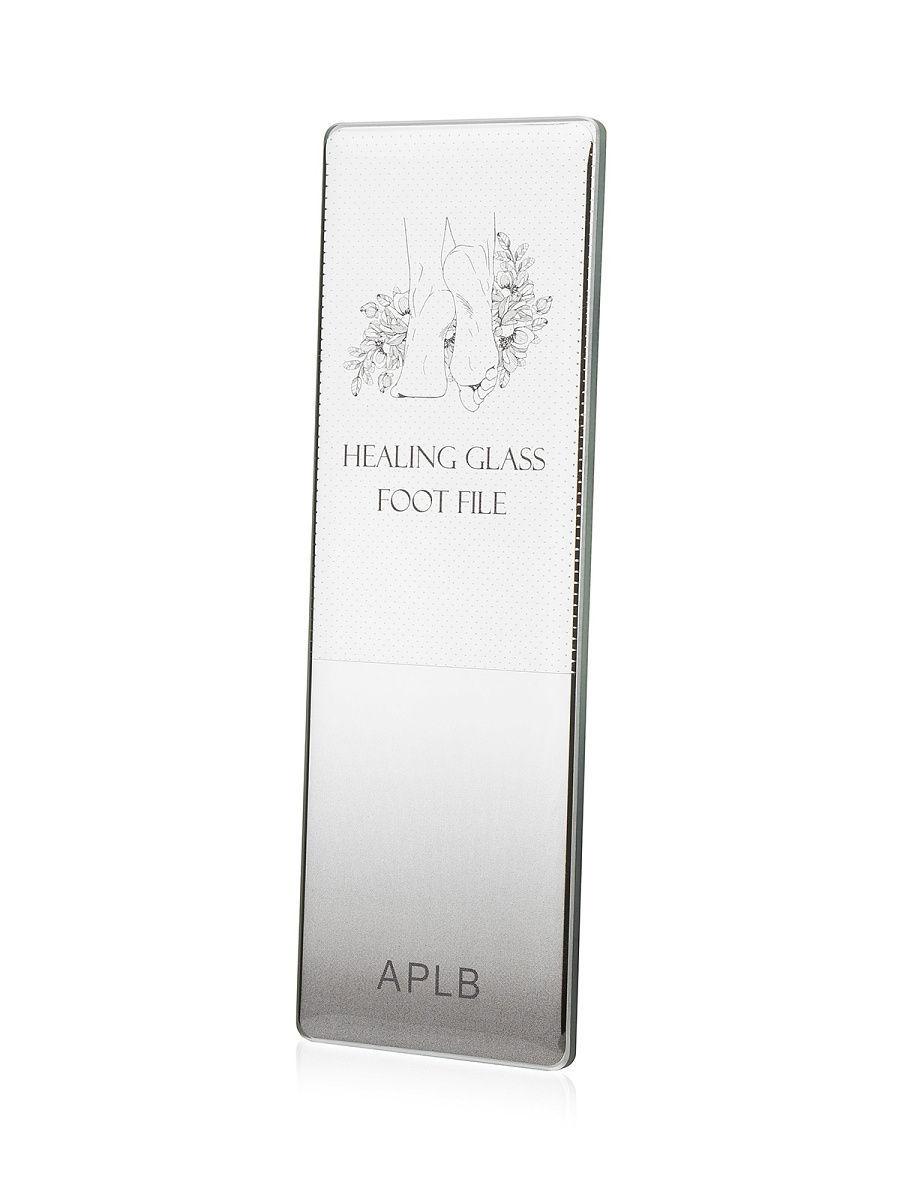 APLB, Стеклянная пилка для ног, Healing Glass
