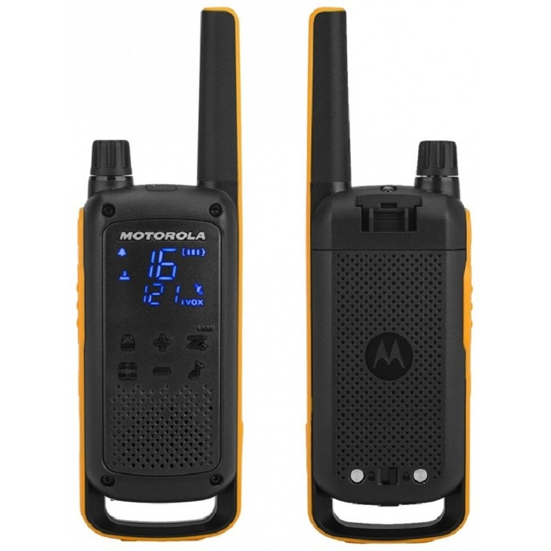 Рация Motorola T82 Extreme RSM TalkAbout T82 Extreme RSM (2 штуки)
