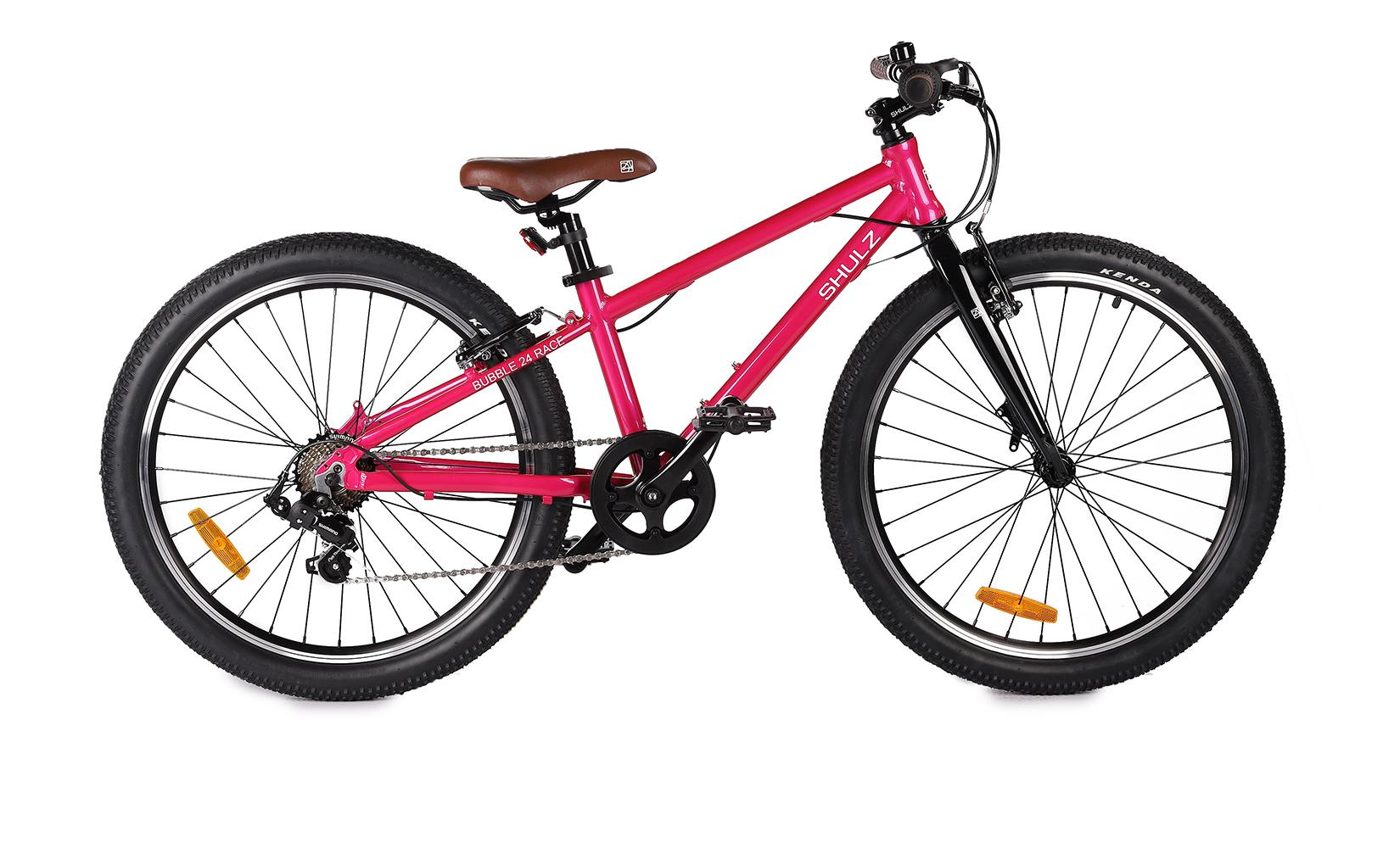 Купить Детский велосипед Shulz Bubble 24 Race (2021) (One size) 19b24R_Pink,