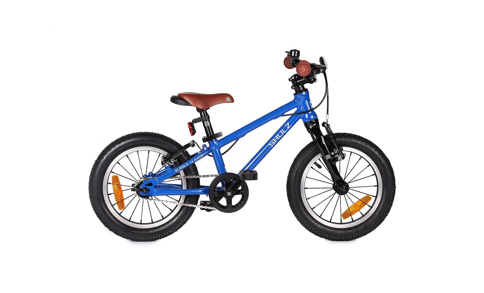Купить Детский велосипед Shulz Bubble 14 Race (2021) (One size) 19b14R_Blue,
