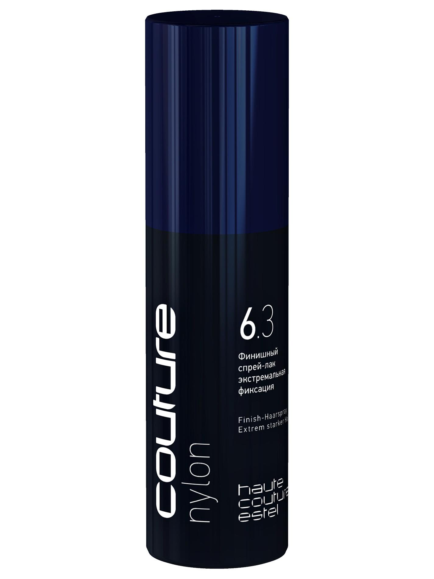 Купить Спрей-лак ESTEL HAUTE COUTURE экстремальной фиксации финишный 6.3 nylon 100 мл