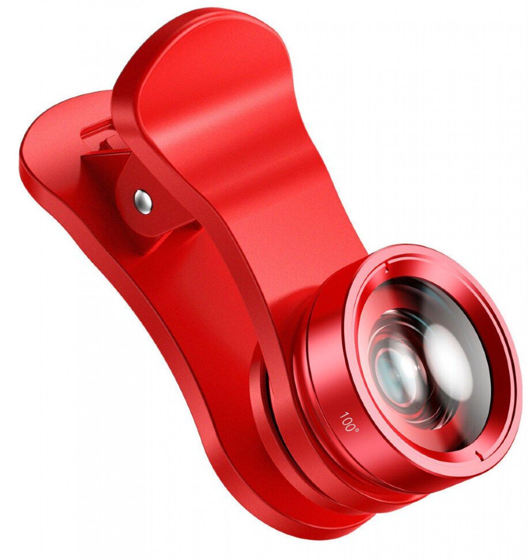 Объектив Baseus Magic Camera Red