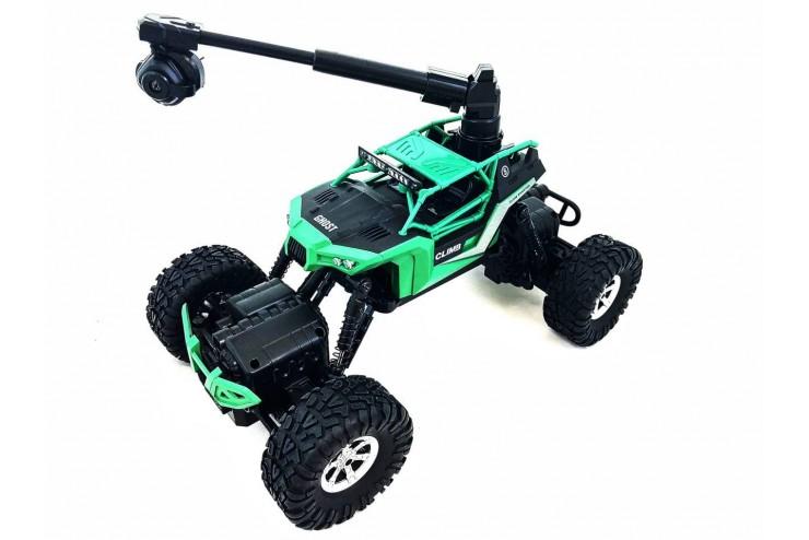 Купить Радиоуправляемый краулер-амфибия Crazon Crawler 4WD c WiFi FPV камерой, Create Toys,