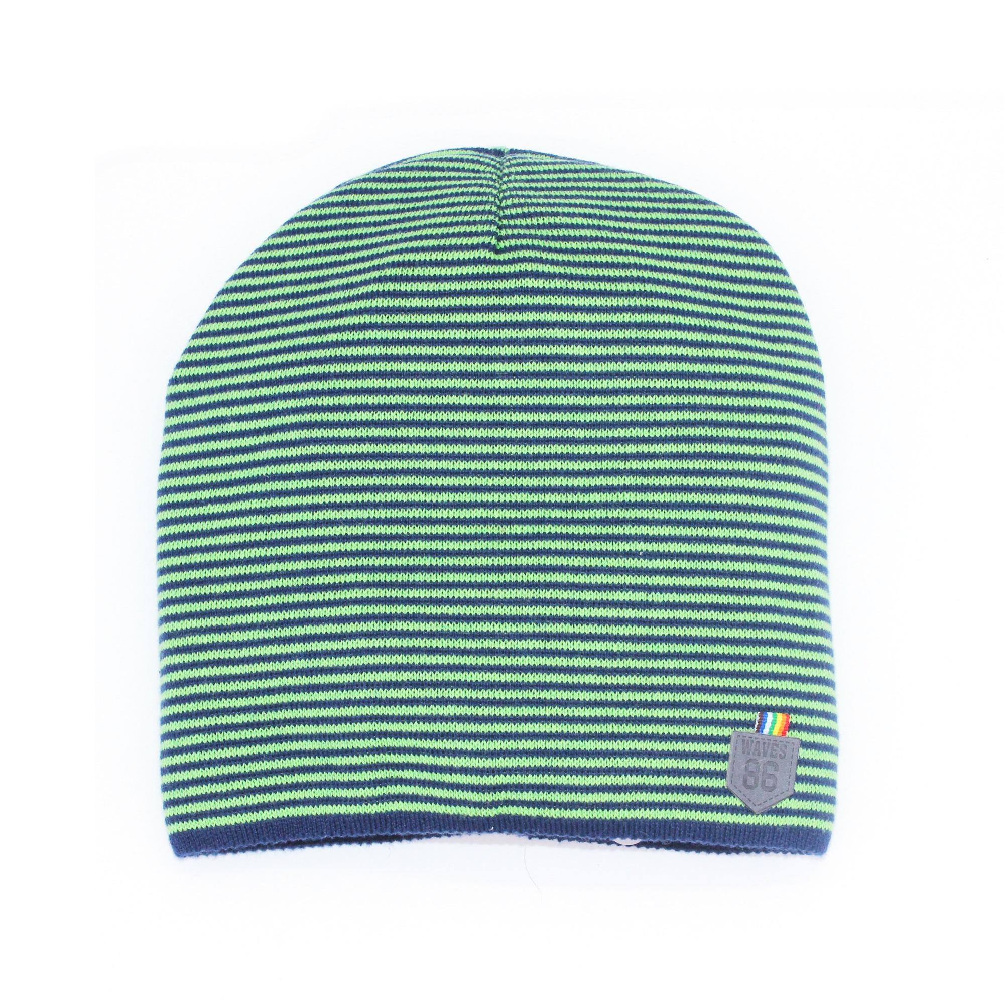 Купить Шапка детская Nais МД200-3981-синий-зеленый синий р.50,