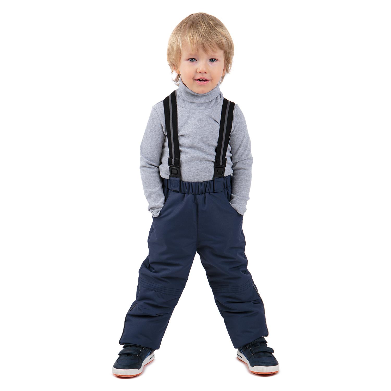 Купить Полукомбинезон детский Bony Kids LLS20580MN/S синий р.80,