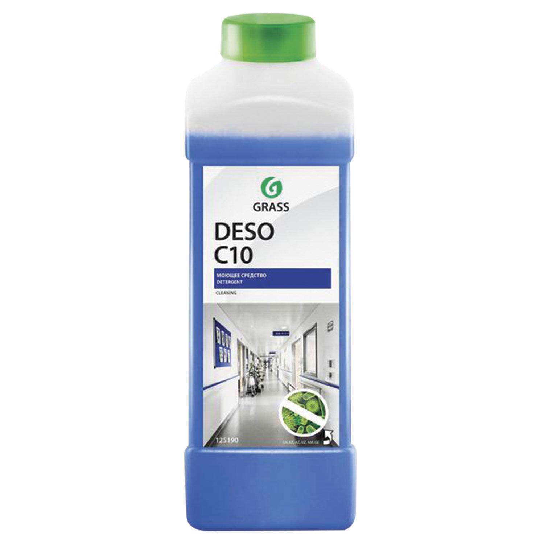 Средство для чистки и дезинфекции Grass deso