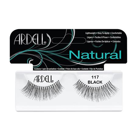 Купить Накладные ресницы Ardell Natural Lashes №117