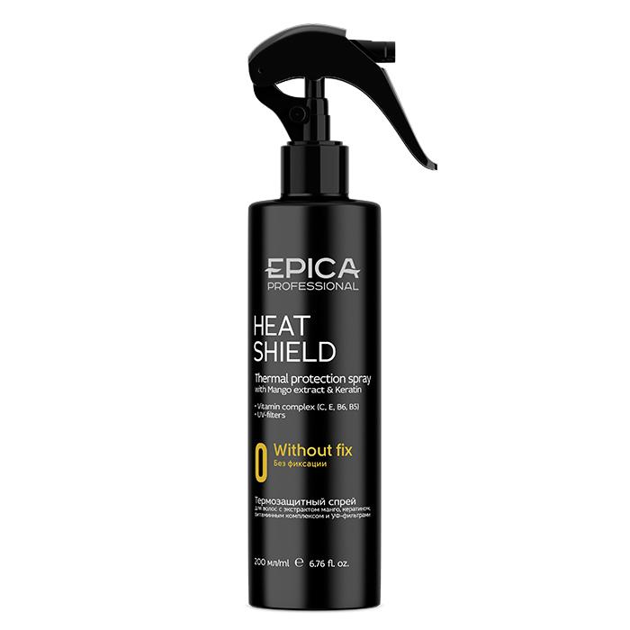 Купить Epica Спрей для волос Heat Shield 200 мл, Спрей для волос/Heat Shield 200 мл