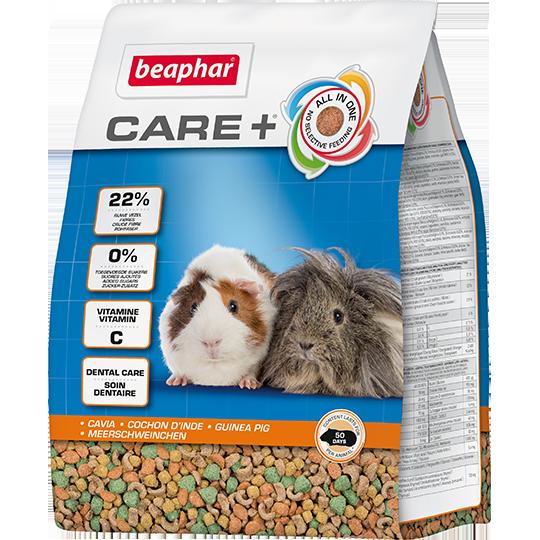 Корм для морские свинки Beaphar Care+