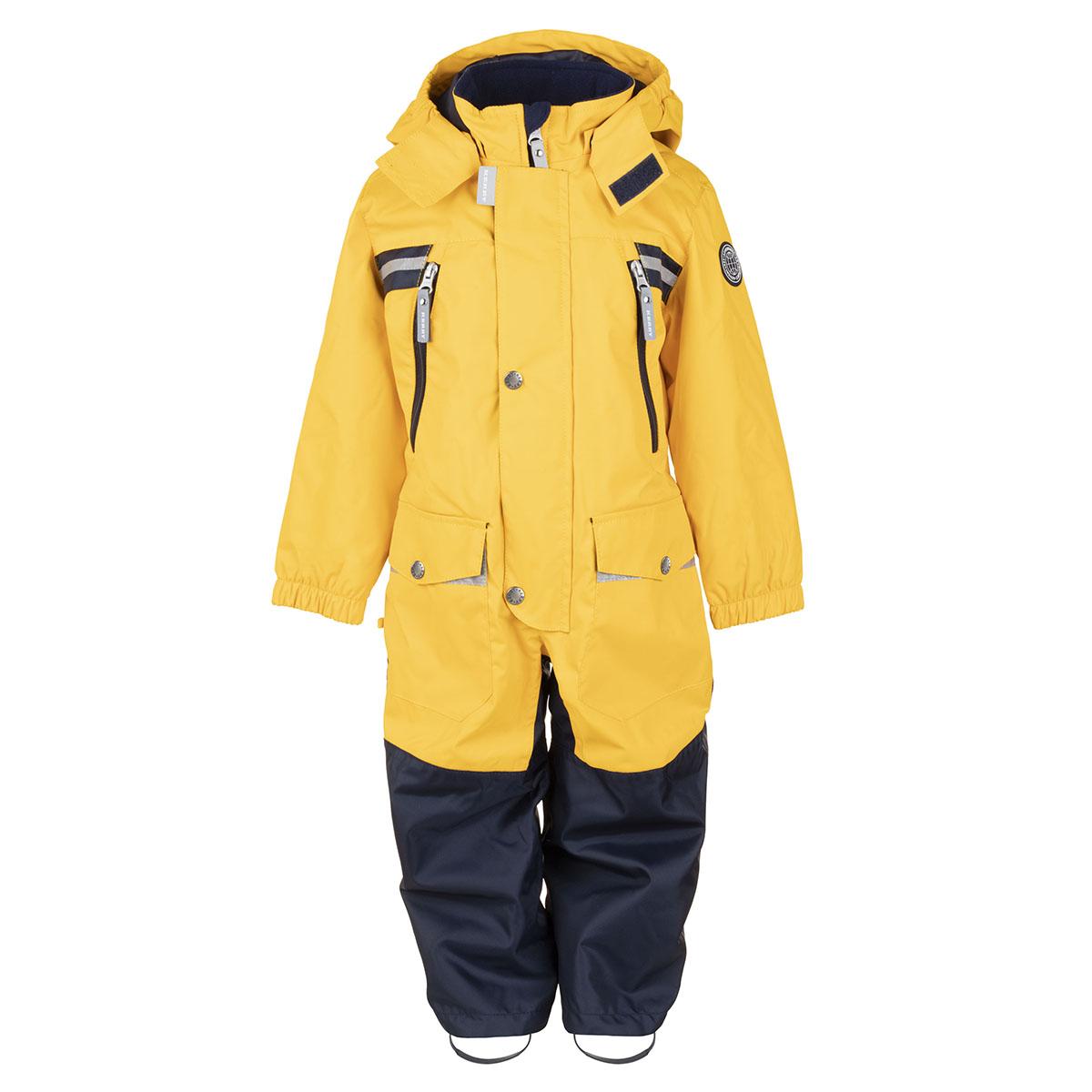 Купить Комбинезон для мальчиков SAILOR9 Kerry, Размер 98, Цвет 109-желтый K21016-109_98,