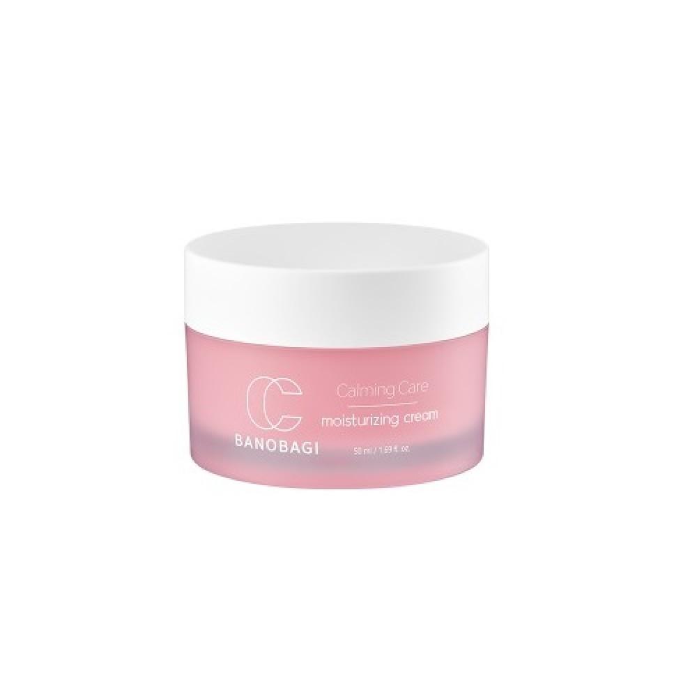 Купить Banobagi Calming Care Moisturizing Cream Увлажняющий крем для чувствительной кожи, 50мл, Banobagi Calming Care Moisturizing Cream, 50мл.