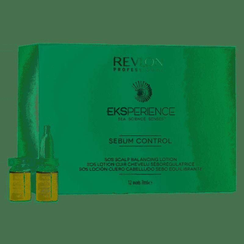 Купить Лосьон для кожи головы REVLON Eksperience Sebum Balancing Lotion 12*7 мл